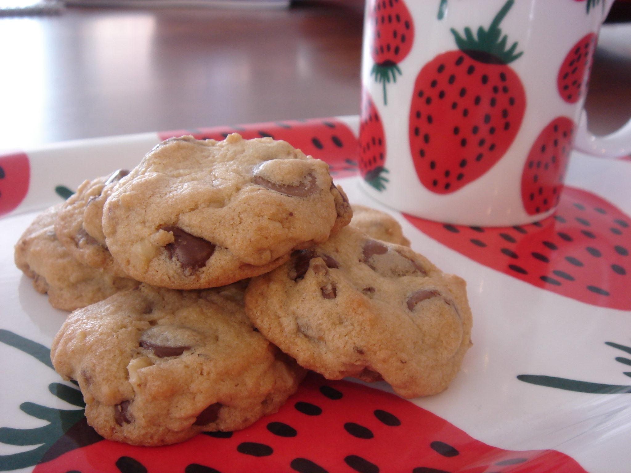 作り方 チョコ クッキー
