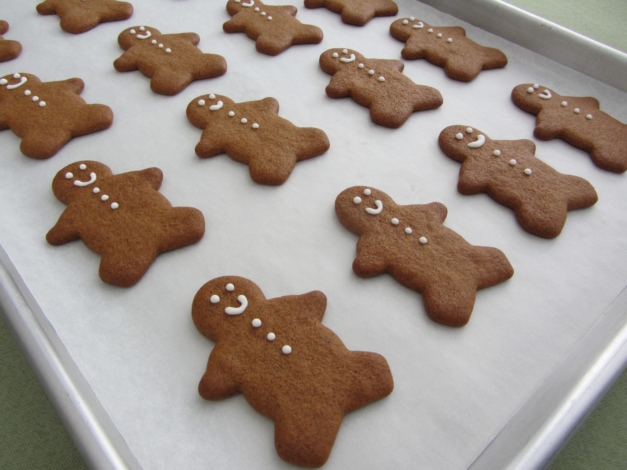 ジンジャーブレッドクッキー